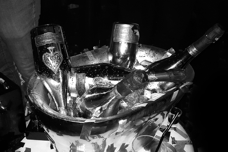 ARMAND DE BRIGNAC CHAMPAGNE MARKETING